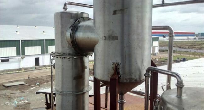 Scraped Surface Evaporator