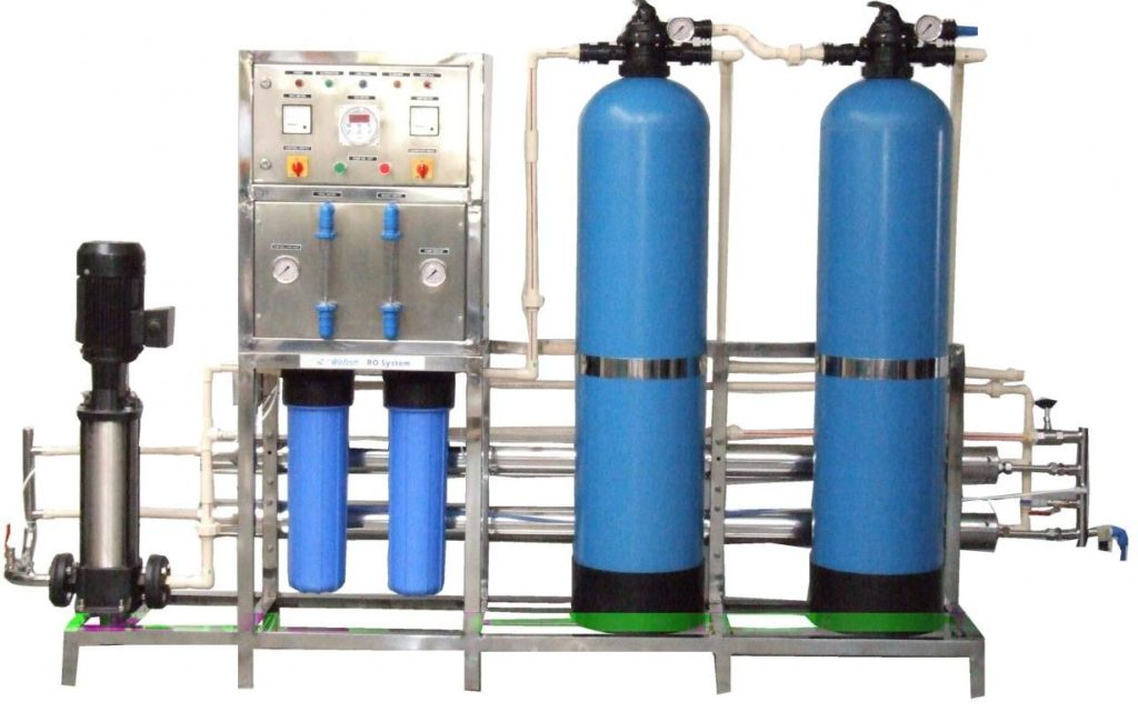 Industrial RO Plant Manufacturers